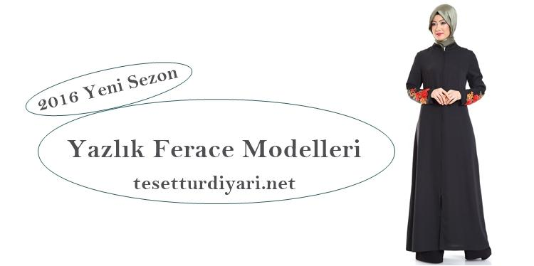 Ferace Modelleri 2016