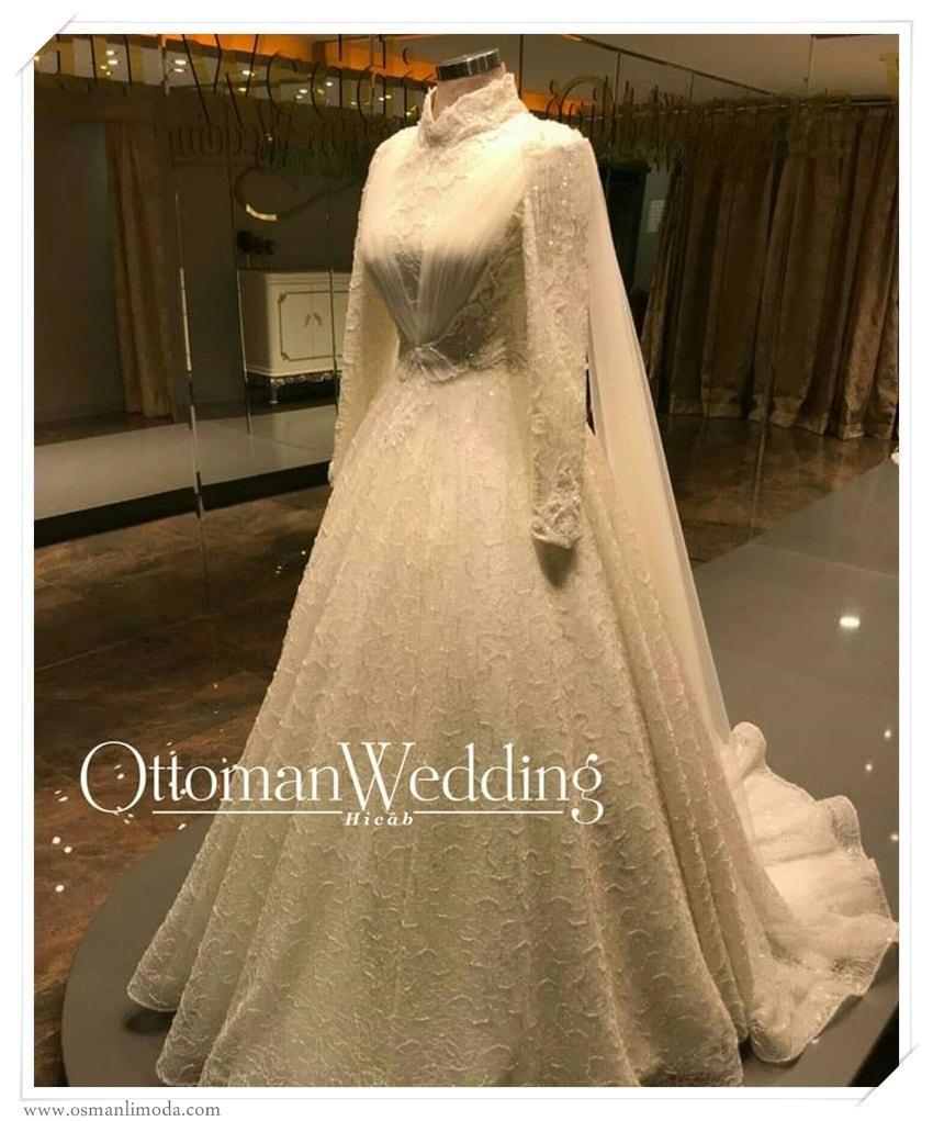 tesettür giyim gelinlik modelleri 2021,gelinlik modelleri 2021,ottoman wedding,hijab wedding,tesettürlü gelinlikler 2021,osmanlı gelinlik 2021,