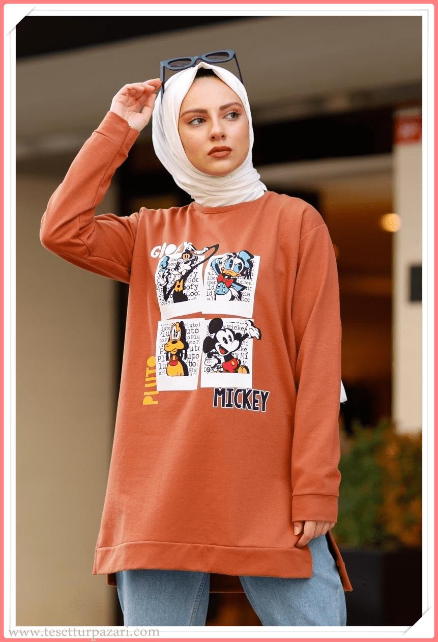 genç tunikler,2021 tumik tasarımları,tesettür giyim tunik modelleri 2021